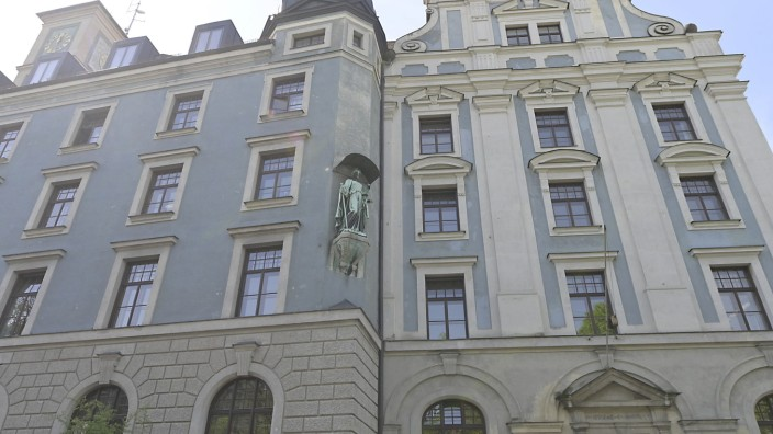 Landratsamt in München, 2020