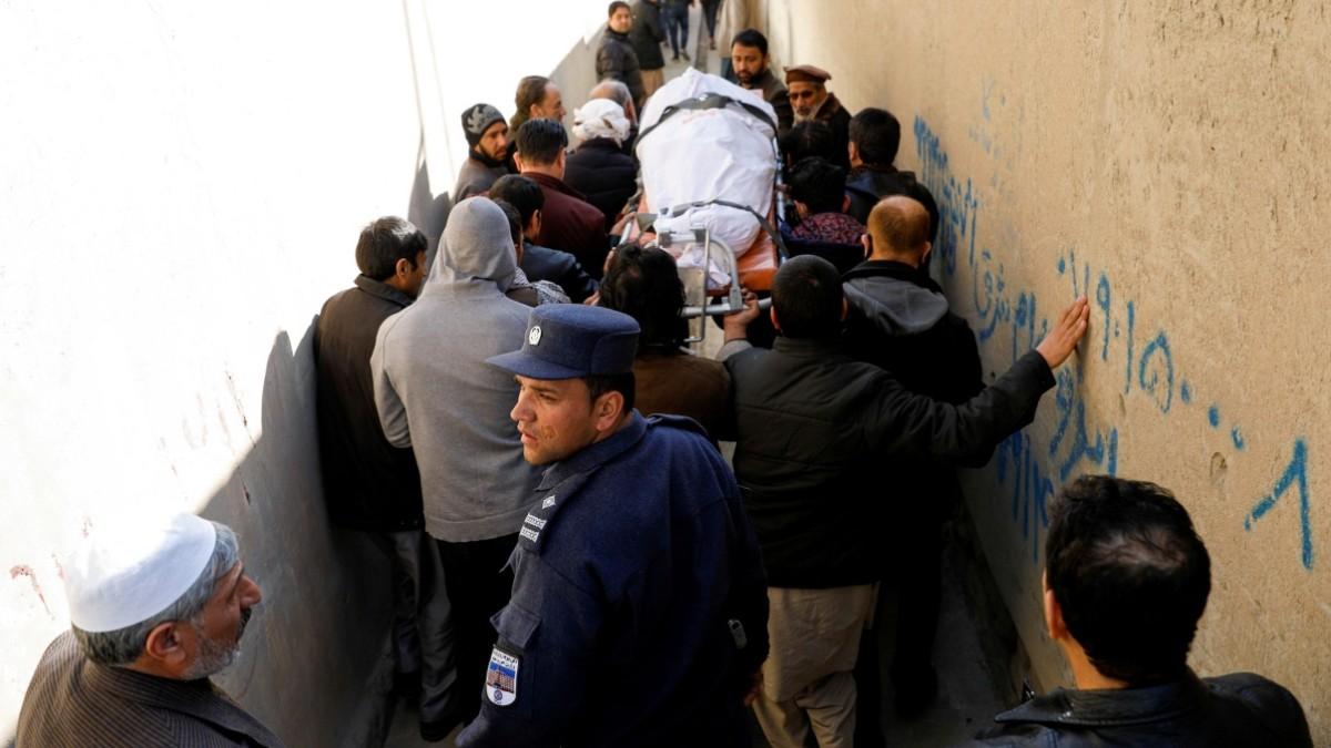 Afghanistan: Richterinnen und Polizisten im Visier