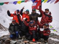 Winterbesteigung des K2: Der Wilde ist bezwungen
