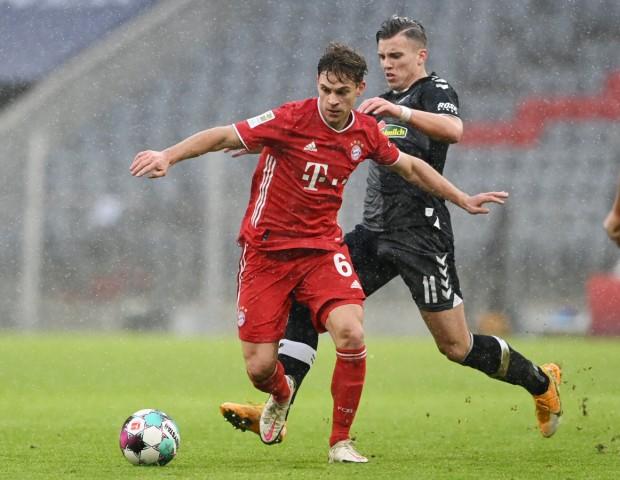 Bundesliga - Bayern Munich v SC Freiburg