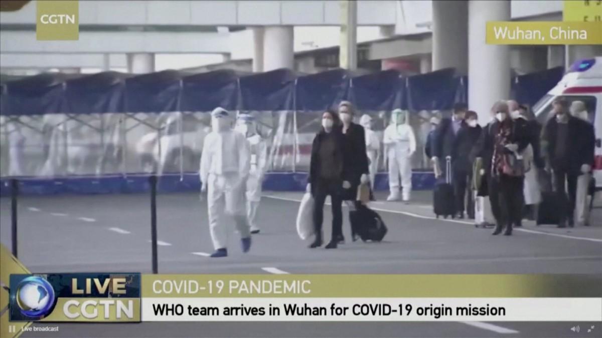 Ursachenforschung in Wuhan