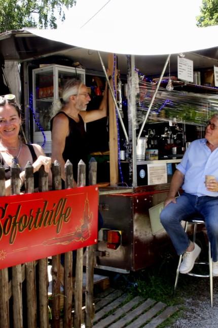 Café Paletti wird zum Treffpunkt