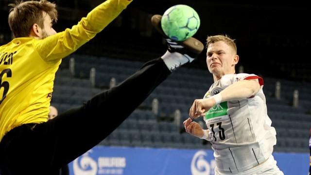 *** BESTPIX *** Germany v Austria - Handball EURO Qualification