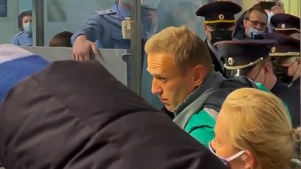 Kremlgegner Alexej Nawalny in Russland