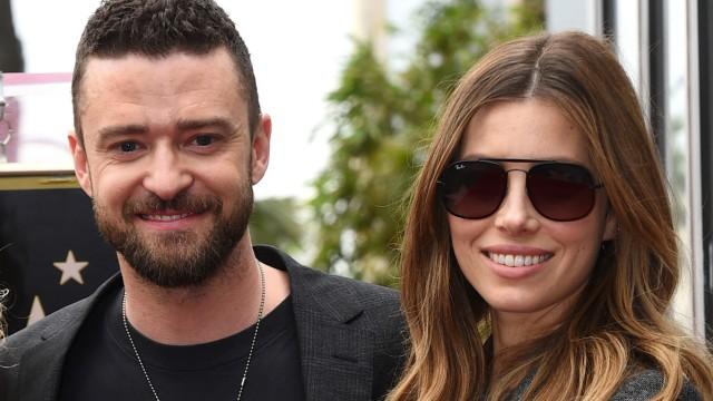 Timberlake und Biel zum zweiten Mal Eltern