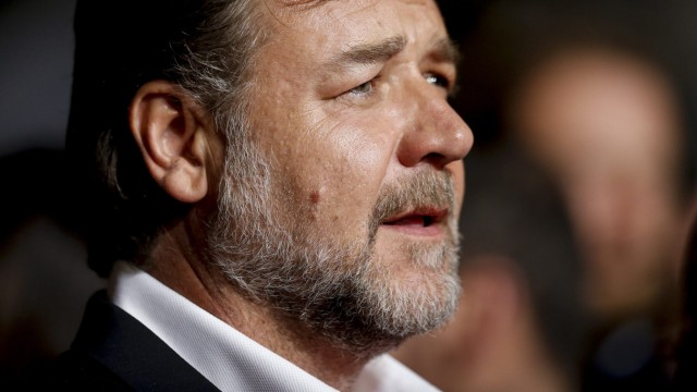 Schauspieler Russell Crowe