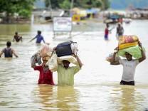 Umwelt: Allein gegen den Klimawandel