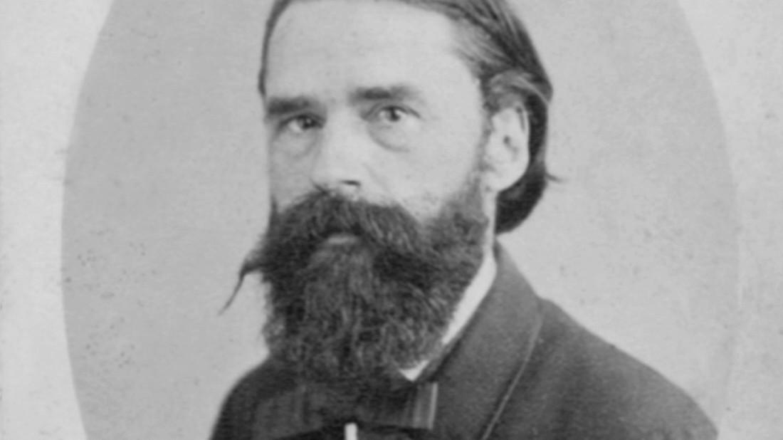 200. Geburtstag des Historikers Ferdinand Gregorovius