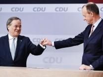 CDU: Merz reiht sich ein