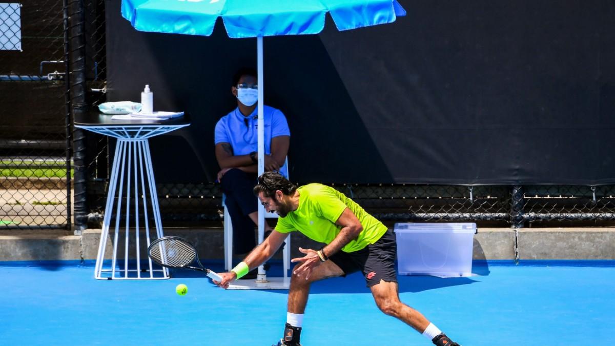 Tennis: Erste Corona-Infektionen bei Australian-Open-Startern