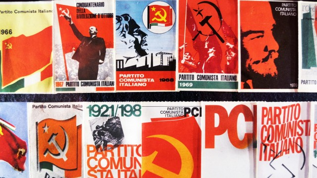 'Avanti Popolo - The Comunist Party In Italy's History' - Opening Exhibition