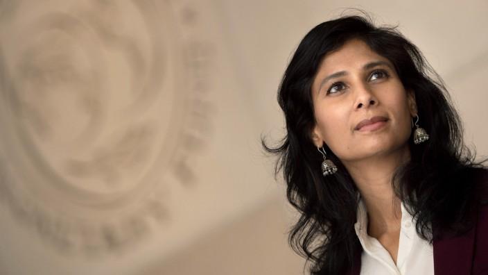 Gita Gopinath