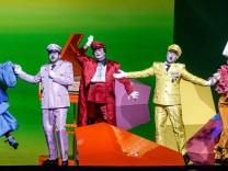 Premiere 'Così fan tutte' in Hamburg