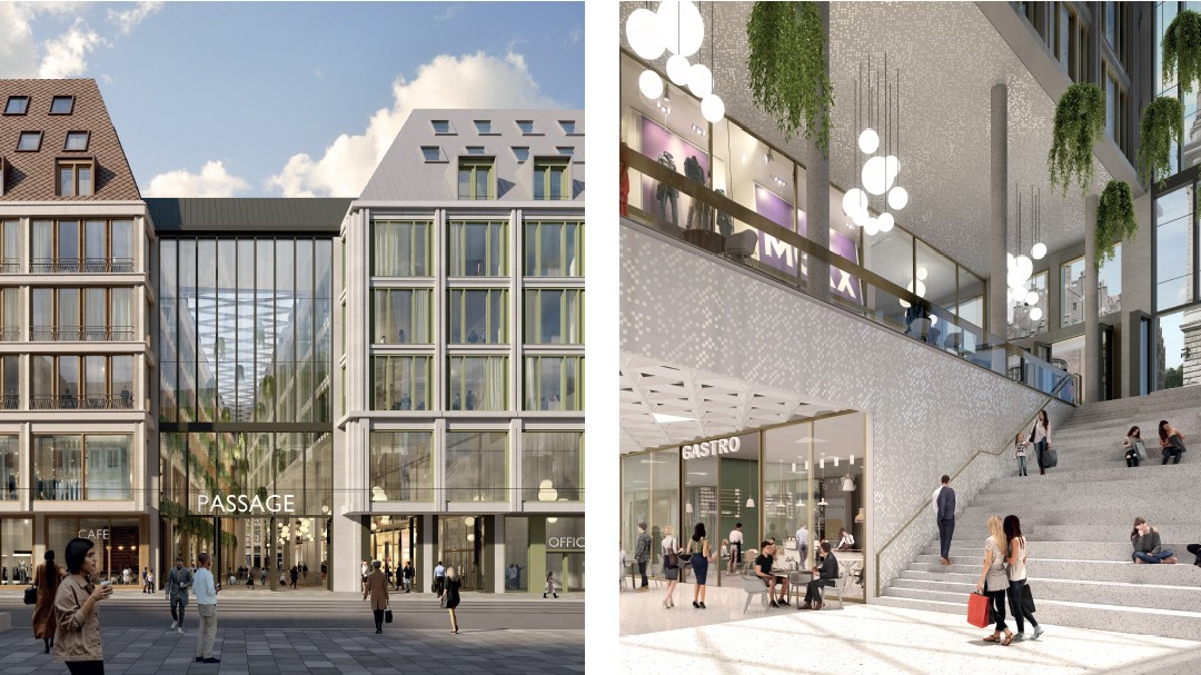 München-Hauptbahnhof: Die Pläne für das Karstadt-Areal