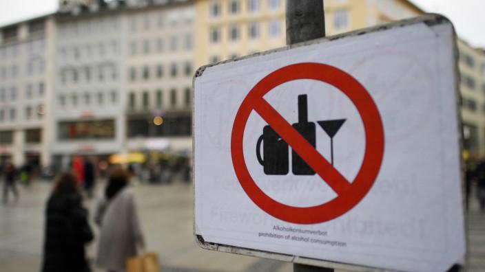 Verwaltungsgerichtshof setzt Alkoholverbot außer Vollzug