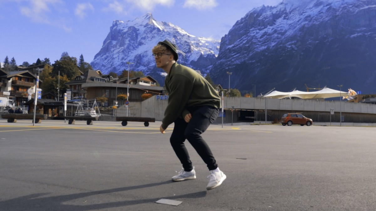 Youtube-Star Sääftig - Rap mit Leberkäse