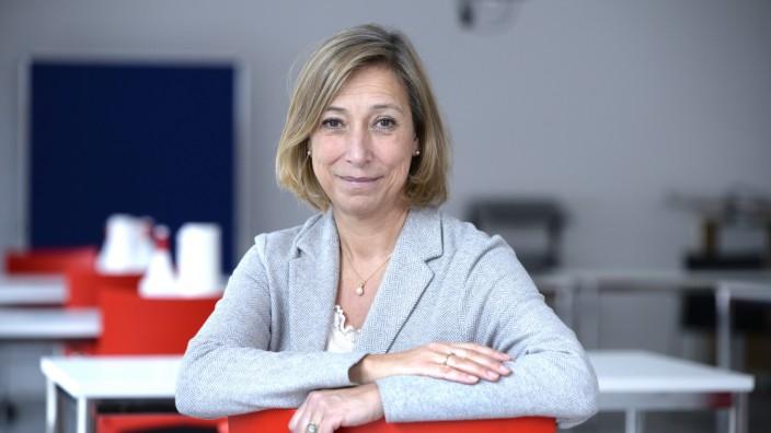 Julia Sterzer, Geschäftsführerin AWO München Stadt