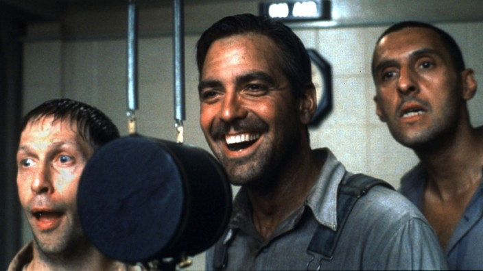 FILE PHOTO FROM THE MOVIE O BROTHER, WHERE ART THOU?