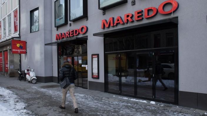 Maredo am Rindermarkt 5 schließt