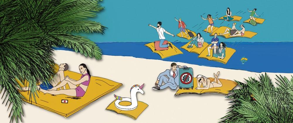 Corona-Impfpflicht: Nur mit Impfpass an den Strand?