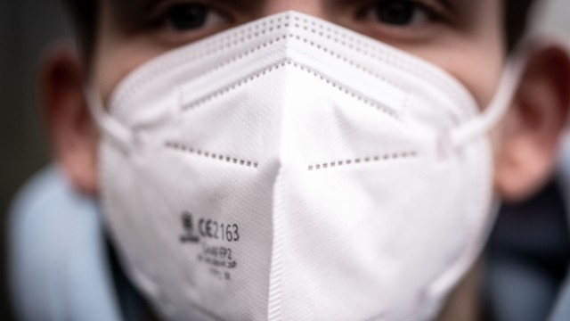 FFP2-Masken: Kein Luftstrom darf zu spüren sein