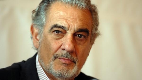 Placido Domingo in München, 2007