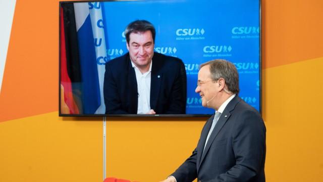 Digitaler Neujahrsempfang der NRW-CDU