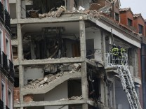 Spanien: Heftige Explosion erschüttert Madrid