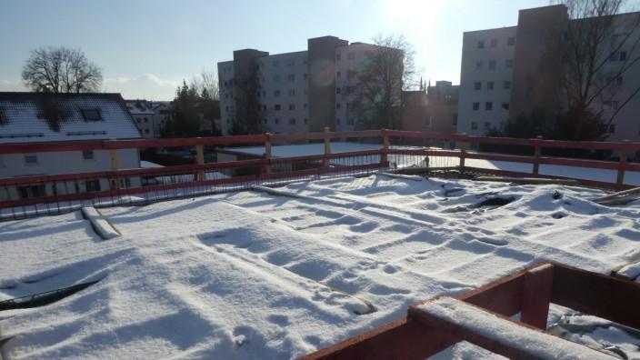 Baubericht KW 1 und 2 Hospiz und Frauenhaus Germering