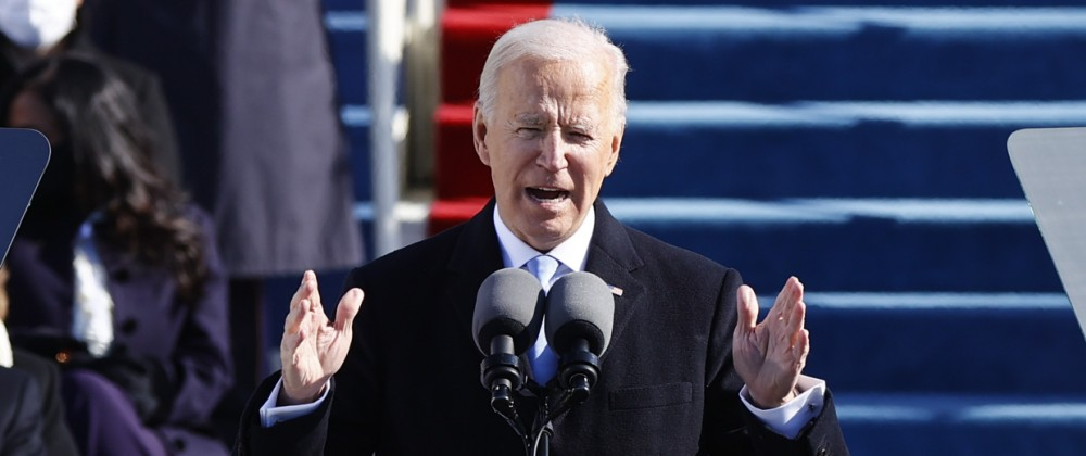 Joe Biden Amtseinführung USA