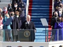 Biden Amtseinführung USA