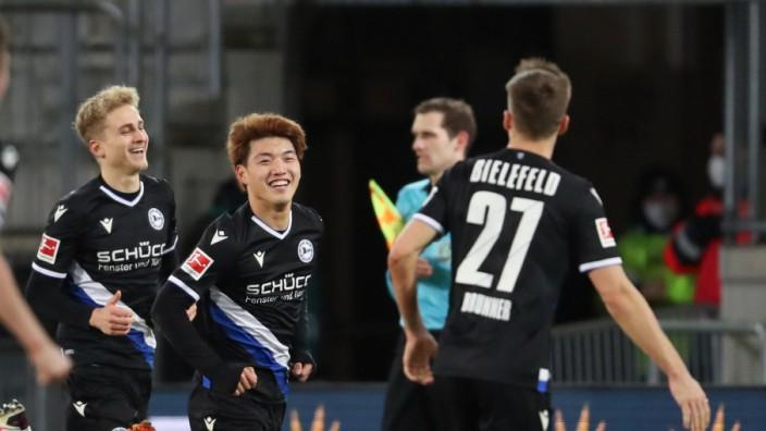 Arminia Bielefeld - VfB Stuttgart