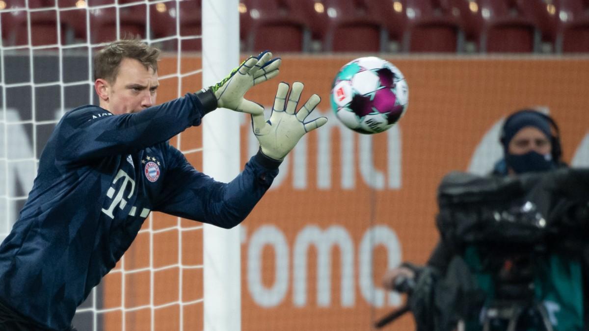 FC Bayern in Augsburg: Das Glück des Tüchtigsten