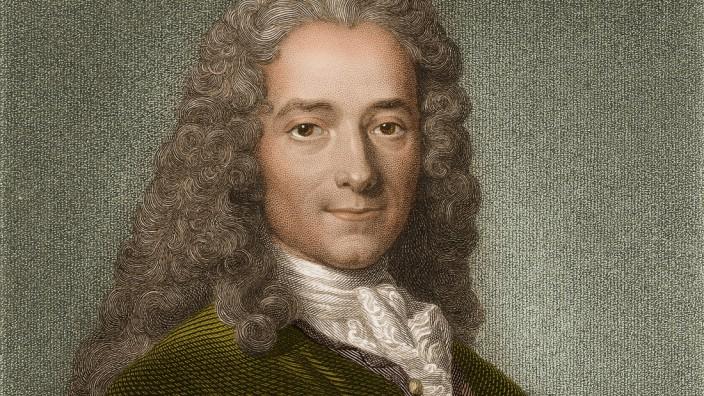 Voltaire, französischer Schriftsteller
