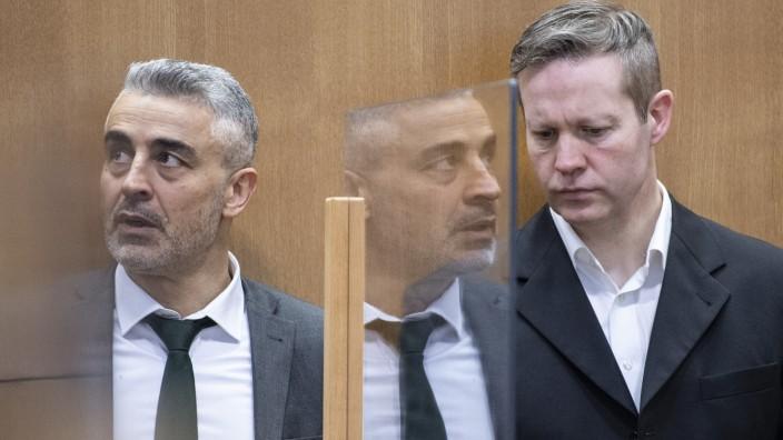 Lübcke-Prozess, Mustafa Kaplan, Stephan Ernst
