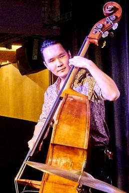 TEMKA Jazz Quartett im Turm.