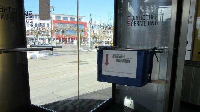 Germering_Click & Collect aus der Stadtbibliothek möglich