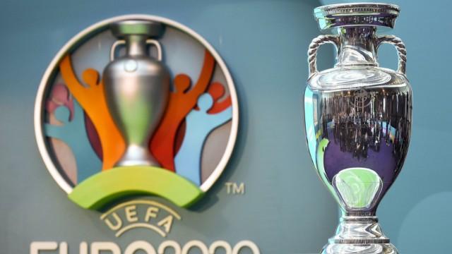 Debatte um Fußball-EM in Corona-Zeiten