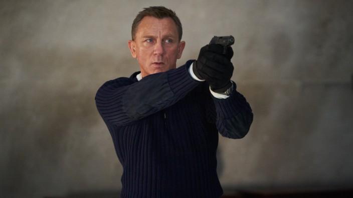 """James Bond: Daniel Craig als 007 in """"Keine Zeit zu sterben"""""""