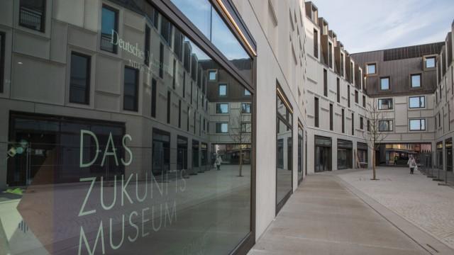 Das Deutsche Museum in Nürnberg