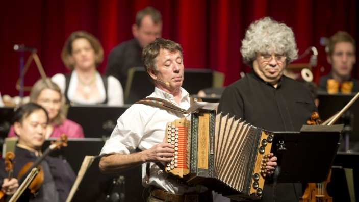 Germering: FASCHINGSKONZERT Münchner Philharmoniker + Christoph Well, Stadthalle