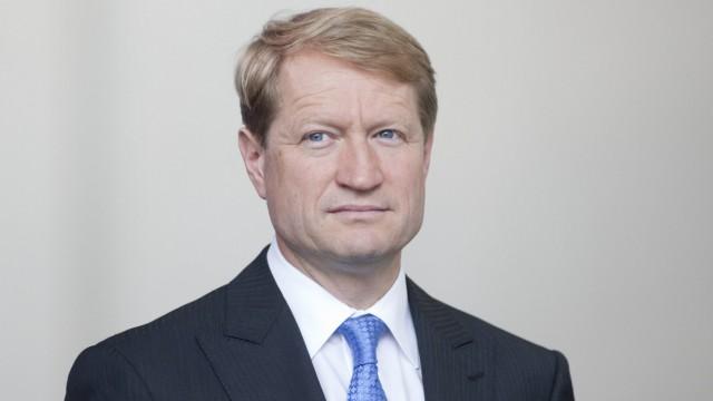 Ulrich WILHELM Regierungssprecher Berlin Deutschland PUBLICATIONxINxGERxSUIxAUTxONLY Copyright