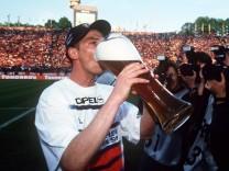 Nicht kleckern klotzen Mario Basler Bayern nimmt auf den vorzeitigen Titelgewinn vor den Objek