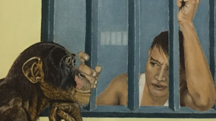 FFB Brucker Freizeitmaler: Virus als Kulturkiller