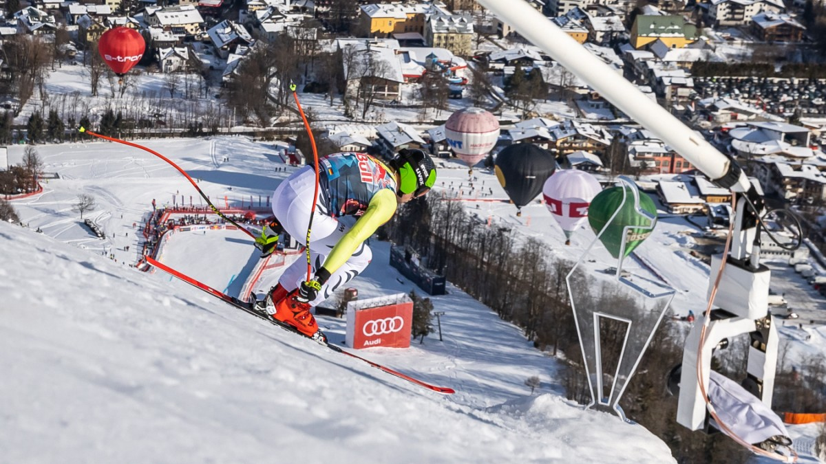 Ski alpin - Zweite Abfahrt in Kitzbühel fällt aus DUBLETTE