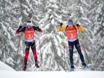 BMW IBU World Cup Biathlon Antholz-Anterselva - Men 4x7.5 km Relay Competition