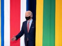 US-Wahl 2020: Joe Biden bei einem Hispanic-Treffen in Florida