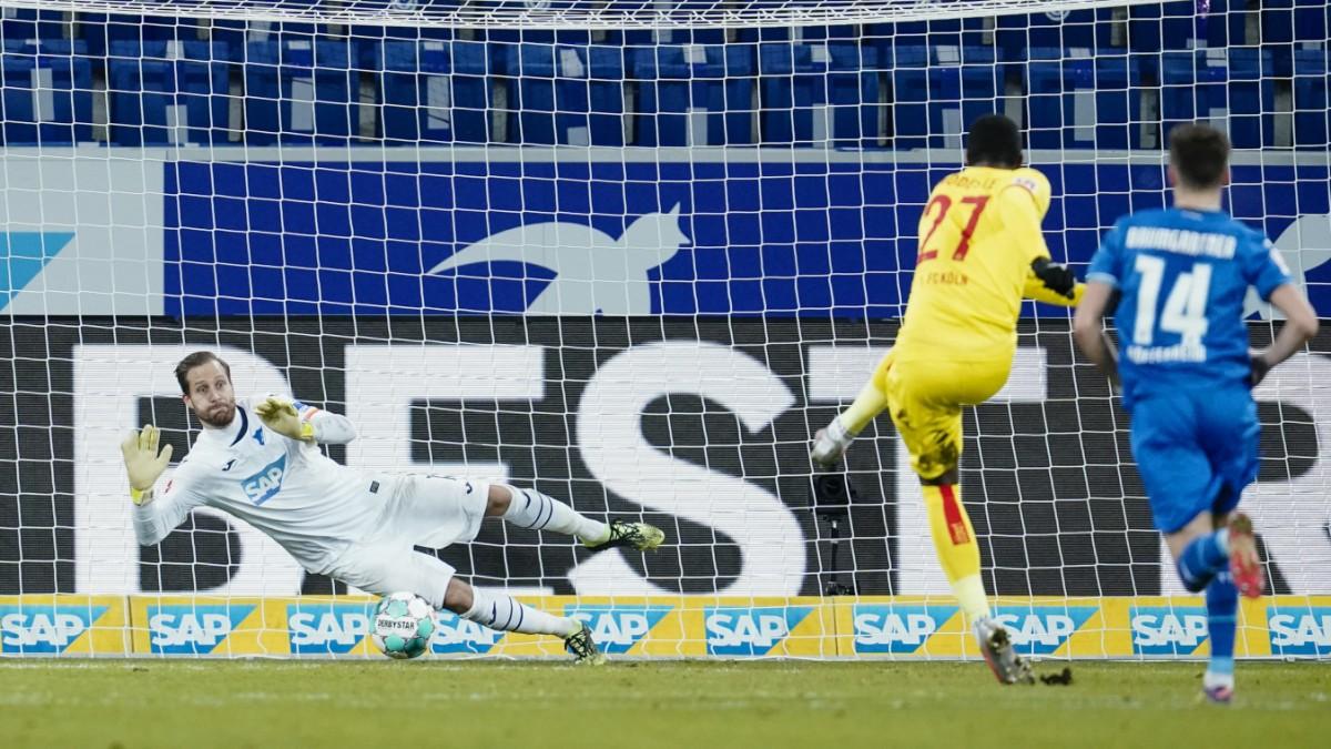 0:3 gegen Hoffenheim: Köln verliert im Elfmeterschießen