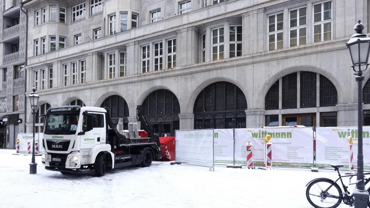 München: Abercrombie gibt Filiale in der Hofstatt auf