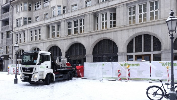 Abercrombie & Fitch zieht aus seinem Münchner Flagship-Store aus.
